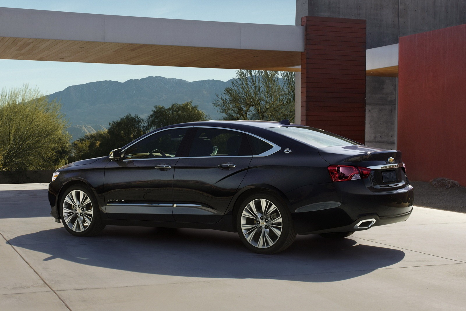 AUTO SHOW: Chevrolet To Shake Up The Segment With All New 2014 Impala